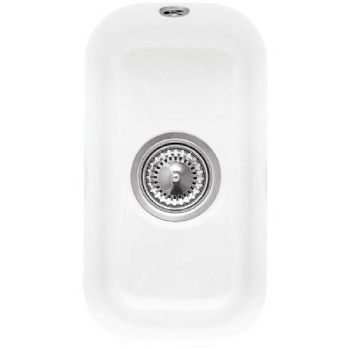 Villeroy and Boch Cisterna 26 Undermount Ceramic Kitchen Sink